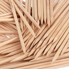sticks wood orange wood sticks nail cuticle pusher remover
