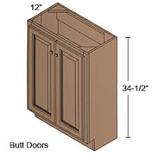 what is the height of kitchen base cabinets b24 fh 12 shaker maple charcoal base height cabinet 12 inch 2 door framed assembled kitchen cabinet