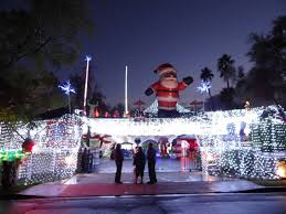 Riverside Christmas Lights Best Christmas Lights And Holiday Displays In Palm Springs