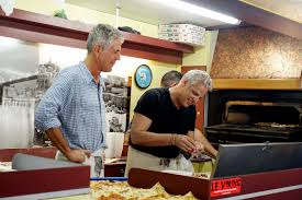 Anthony Bourdain Knife The Provence Post Sunday Anthony Bourdain In Marseille