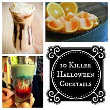 halloween party alcoholic drinks 10 killer halloween cocktails halloween cocktails holidays and