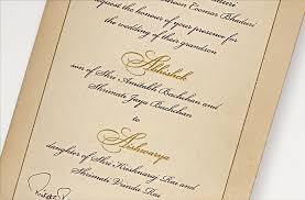 wedding cards indian wedding invitations aishwarya and abhishek bachchan