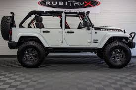 2017 white jeep black rims 2018 jeep wrangler rubicon recon unlimited white