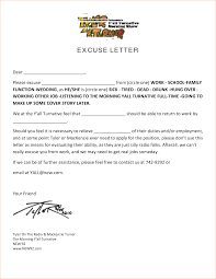 Excuse Letter In sle funeral excuse letter for work excuse letter by cgv well