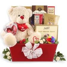 Valentine S Day Gift Baskets Cat Valentine U0027s Day Gift Baskets Cat Lover Gift Gift Basket Bounty
