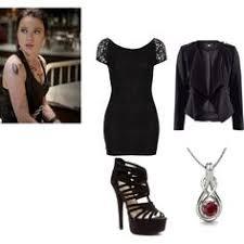 Shadowhunter Halloween Costume Inspired Clary U0027s Party Bones Nerd Closet