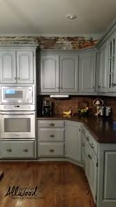 How To Tile Backsplash Kitchen How To Paint Kitchen Tile And Grout An Easy Kitchen Update