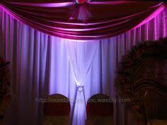 wedding backdrop calgary wedding reception decoration events decoration reception