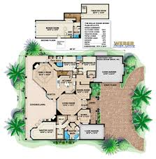 belle chase home plan weber design group naples fl