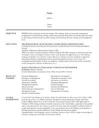 Sale And Marketing Resume How To Format A Covering Letter Elegant Covering Letter Formats