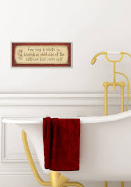 Home Decor Collection by Stupell Home Decor Collection Bath