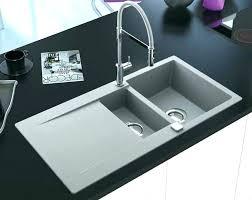 evier cuisine gris evier 2 bacs resine gris medium size of evier cuisine gris meuble de