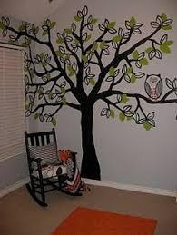 painting the nursery birch tree wall mural tree wall murals
