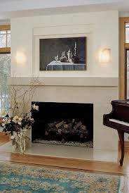 Wall Sconce Placement 78 Best Fireplace Images On Pinterest Fireplace Surrounds