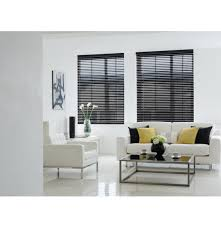 Made To Measure Venetian Blinds Wooden Black Wooden Venetian Blinds Made To Measure In Uk