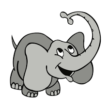 elephant cartoon picture free download clip art free clip art