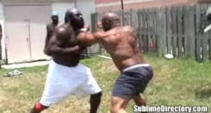 Dada 5000 Backyard Fights Kimbo Slice Dead Aged 42 Only Full Fights