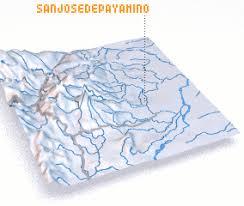 san jose ecuador map san josé de payamino ecuador map nona net