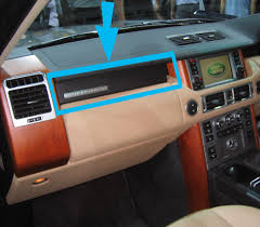 range rover interior range rover l322 interior dash panel vavona burr wood veneer vogue