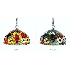 Stained Glass Pendant Light Stained Glass Pendant Light Patterns Copper Pendant Lights Ikea