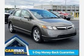 2005 Honda Civic Coupe Interior Used Honda Civic For Sale Special Offers Edmunds