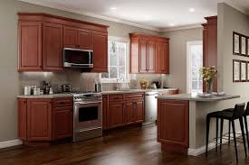best for cherry kitchen cabinets why is cherry wood cabinets the most trending thing now