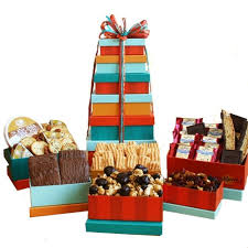 gift towers gift towers from myfastbasket gourmet gifts gourmet gift