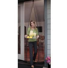 Patio Door Magnetic Screen Screen Door Instant Mesh Curtain Magnetic Patio Pet Door Bug