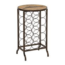 metal wine rack table furniture amazing kirklands wine rack lovely chardonnay wood and