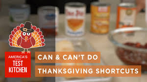 best thanksgiving how to make smart cooking shortcuts on