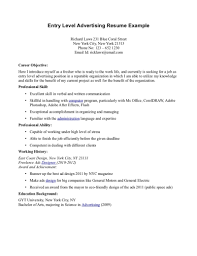 Resume Skills Summary Sample Example Objective Resume Accounting Anuvratfo Statement Accountant