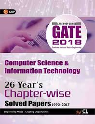 buy gate computer science and information technology 2018 book