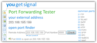 auto port forwarding tool test open port forwarding for your router or computer raymond cc