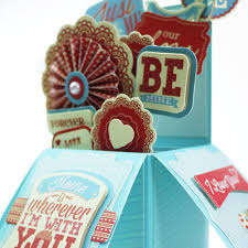 wedding gift kits creative diy handmade pop up box card kit