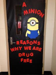 drug free door decorating ideas home design wonderfull