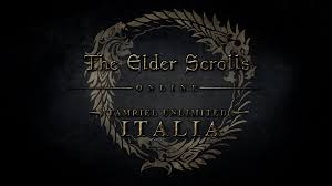 tamriel unlimited it elder scrolls online italia