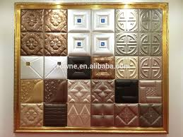 Embossed Wallpanels 3dboard 3dboards 3d Wall Tile by Factory Supply 3d Leather Wall Panel Decorative Fake Stone Tv