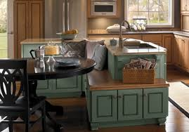 kitchen island with table combination kitchen island with seating and stove picture window kitchen