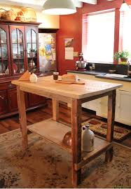 Wood Kitchen Island Table by Kitchen Islands And Buffets Reclaimed Wood Furniturereclaimed