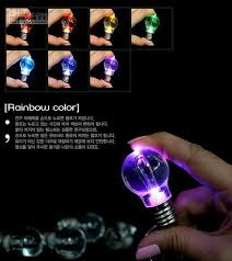light necklace images 2018 colorful bright light bulb necklace fashion necklace leather jpg