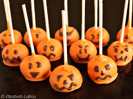 halloween cakepops brownie cake and cheesecake pops recipes