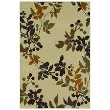 Homedepot Area Rug Mohawk Endicott Shell 10 Ft X 13 Ft Area Rug 289805 At The Home
