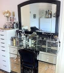 Glass Vanity Table Best 25 Glass Vanity Ideas On Pinterest Glass Vanity Table