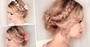chignon mariage facile a faire tuto coiffure de fete 15 tuto coiffure soirée mariage pour les