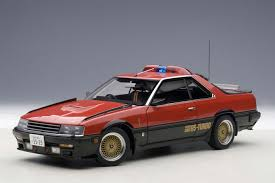 nissan skyline dr30 rs turbo for sale autoart highly detailed die cast model 西部警察 nissan skyline