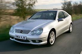 mercedes benz c class sport coupe 2001 car review honest john