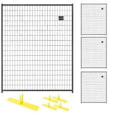 Decorative Fence Panels Home Depot by Chain Link Fence Slats Chain Link Fencing The Home Depot