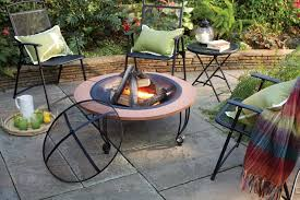 How To Lite A Fire Pit - fire pit project outdoor spray paint projects krylon