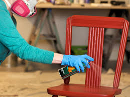 Painting Wood Furniture by How To Strip And Repaint A Wood Chair How Tos Diy