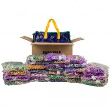 mardi gras throws wholesale 35 lb mardi gras bead mix mardigrasoutlet